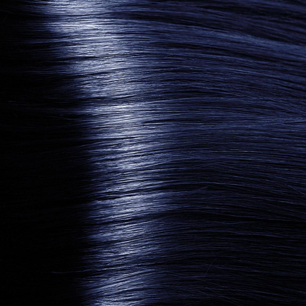 Vzorník vlasů henna indigo